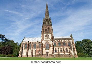 Clumber park Chapel - Clumber park chapel