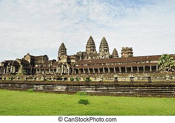 Angkor Wat , Cambodia.  - Angkor Wat Cambodia.