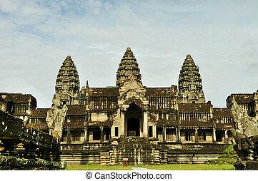 Angkor Wat  Cambodia.