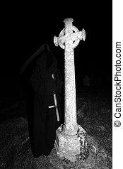 Grim Reaper - Spooky grim reaper