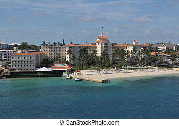 Nassau beach in Bahamas - Nassau beach for your vacation in...
