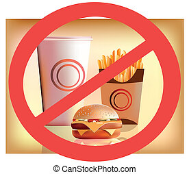 Fastfood --- harm for health - fastfood --- harm for health