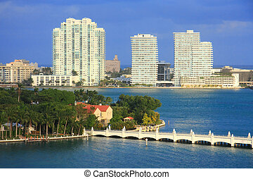 Miami day,Florida , USA