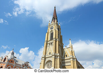 Novi Sad, Serbia - city in the region of Vojvodina. The Name...