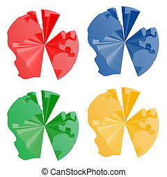 Lucky clover - Creative design of lucky clover
