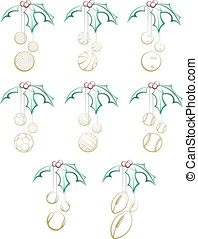 Sport Christmas Ornaments