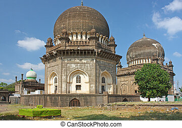Mosque in Bijapur, Karnataka, India