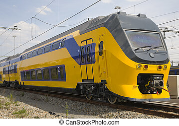 Dutch train - A new Dutch train