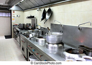 kitchen - the professiona interiorl equipment kitchen in...