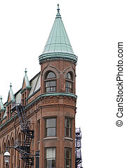 flatiron building toronto - flatiron bldg1892 toronto...