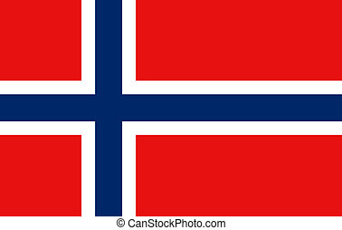 Norway flag - Norway national flag