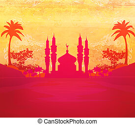 ramadan kareem card