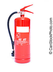 Large foam fire extinguisher