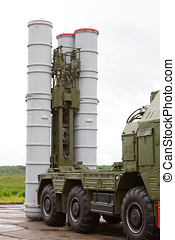 antiaircraft defense - photo of antiaircraft missile...