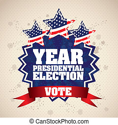 Illustration of USA Elections - Illustration of USA...
