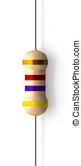 4700 Ohms 4.7 KiloOhms  Resistor
