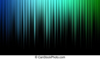 Aurora Looping Background - Aurora Looping Motion Background