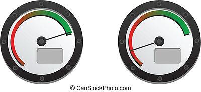 Downloads Speedometer
