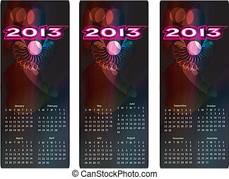 calendar 2013 - beautiful calendar 2013