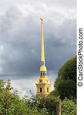Saint Petersburg - Peter and Paul Fortress Saint-Petersburg...