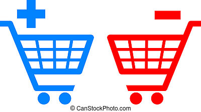 Add remove shopping carts - Add and remove shopping carts,...