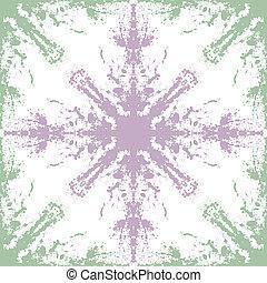 Abstract seamless tile
