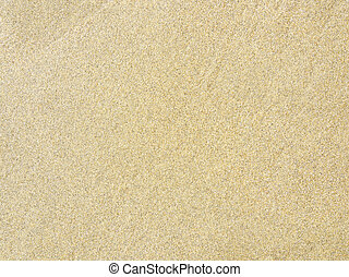 Beach sand - Golden beach sand, holiday concept