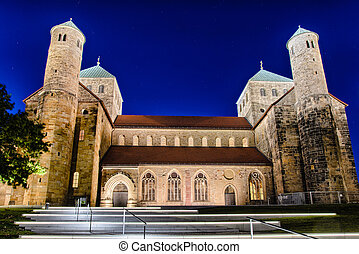 St Michael's church, Hildesheim - St Michael's church, a...