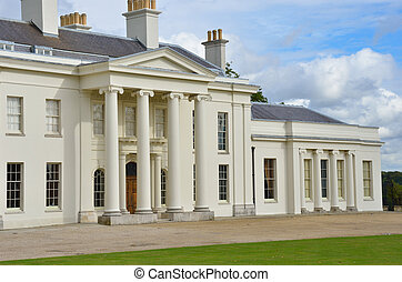 Hylands House Chelmsford UK