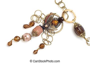 beads close up