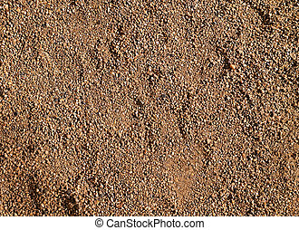 Fine gravel texture or background