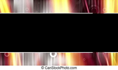 Template Style Abstract Looping Animated Background