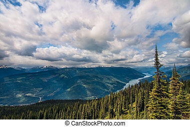 Mount Revelstoke National Park View - Amazing view from top...