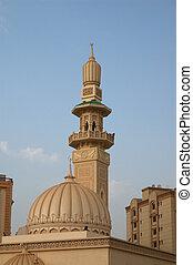 Sharjah minaret - Sharjah mosque minaret