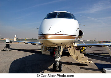 Embraer business jet