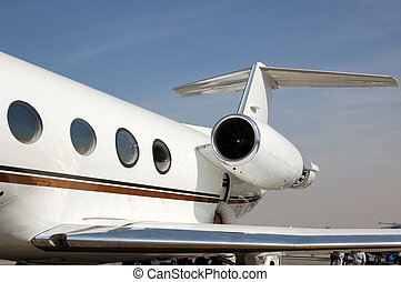 Bussines jet - Gulfstream business jet