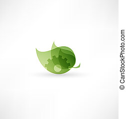 Eco Gear Icon