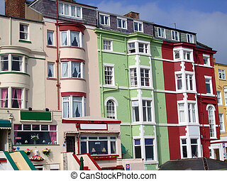 Bed and Breakfast hotels - Traditional style bed and...
