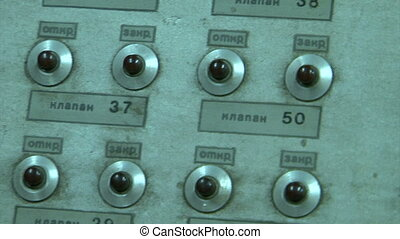 The old control panel