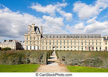 Musee du Louvre, Paris - France