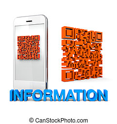 QRcode Mobile Phone Information - QRcode Mobile Phone Online...