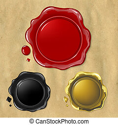 Wax Seal Collection
