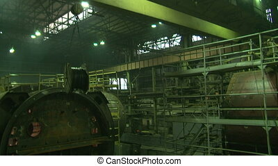 Plant for the production of submarines and ships. - Shop for...
