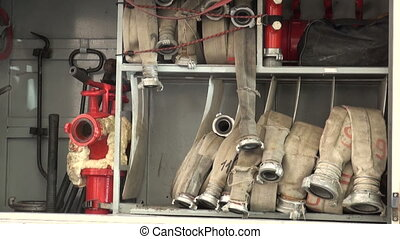 Fire hoses and sleeves