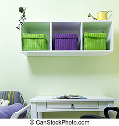 Interior design - Children's room interior design