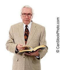popa, predicador