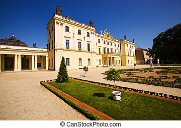 ancient palace - the ancient palace located in the city of...
