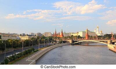 Kremlin timelapse