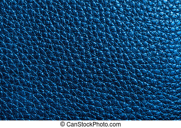 leather texture in blue