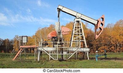 oil pumps Russia